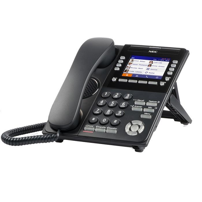 NEC ITK-32LCG-1A(BK) TELEPHONE