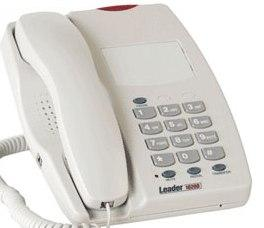 Leader Analogue Telephone