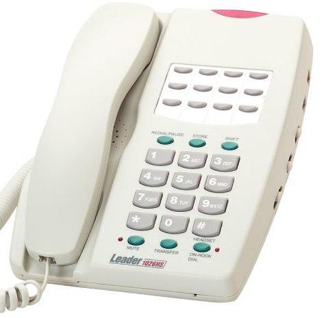 Leader 1026 HS Telephone