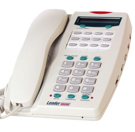 Leader Display Telephone