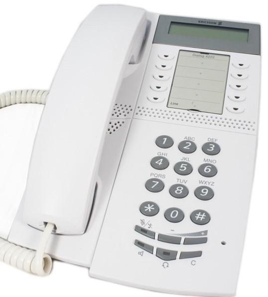 Ericsson Dialog 4222 White