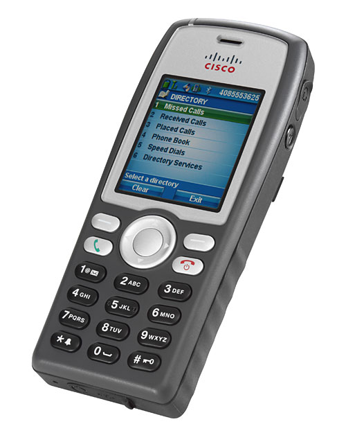 Cisco CP-7925G Wireless IP Telephone