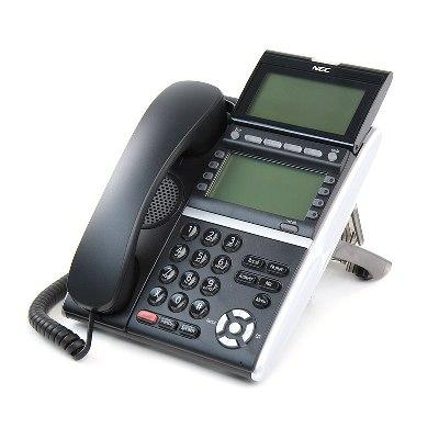 NEC ITZ-8LDG-3A(BK) TELEPHONE