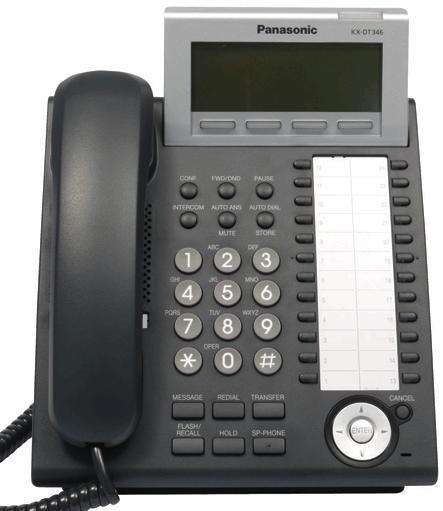 Panasonic KX-DT346 Telephone