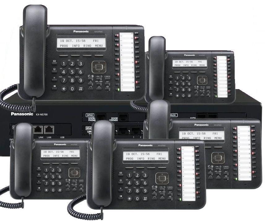 PANASONIC KX-NS700 ISDN PACK 3