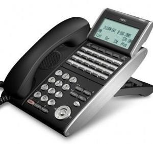 NEC SV8100 Phone System with 40 Phones and Voice Mail
