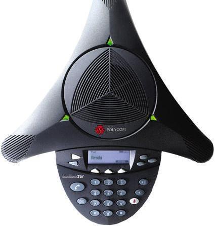 Polycom Wireless 2W Soundstation EX