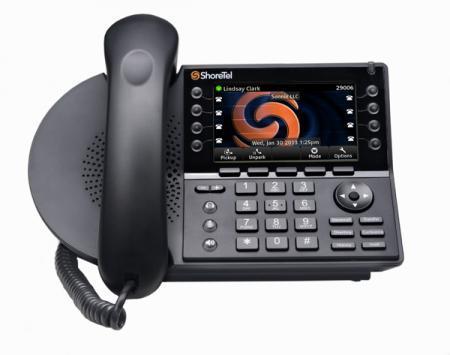 SHORETEL IP 485G Telephone