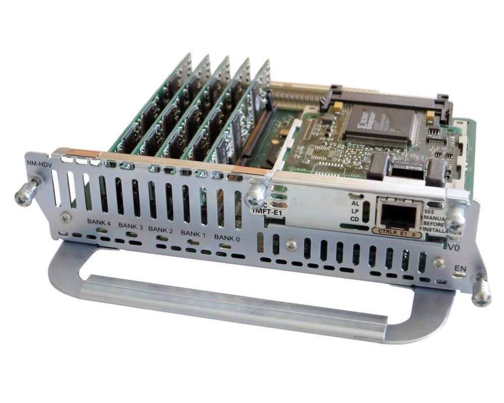 Cisco High Density Module