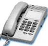 Leader 720 Analogue Phone