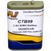 KX-TCA255/256 Batteries