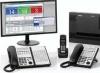 NEC SL1100 Phone System with 6 Phones